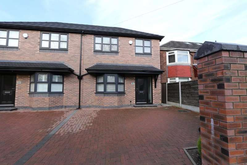 3 Bedrooms Semi Detached House for sale in Park Lane, iRLAM 'O' The Height, Salford
