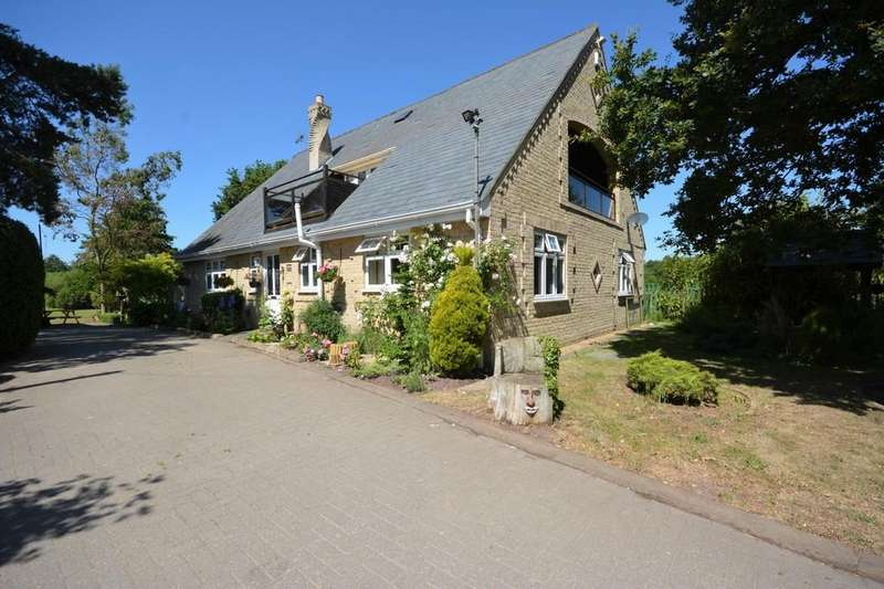 4 Bedrooms Detached House for sale in Beccles Road, Barnby
