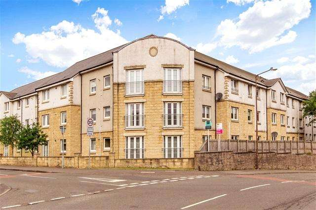 2 Bedrooms Flat for sale in Prestonfield Gardens, Linlithgow, Linlithgow