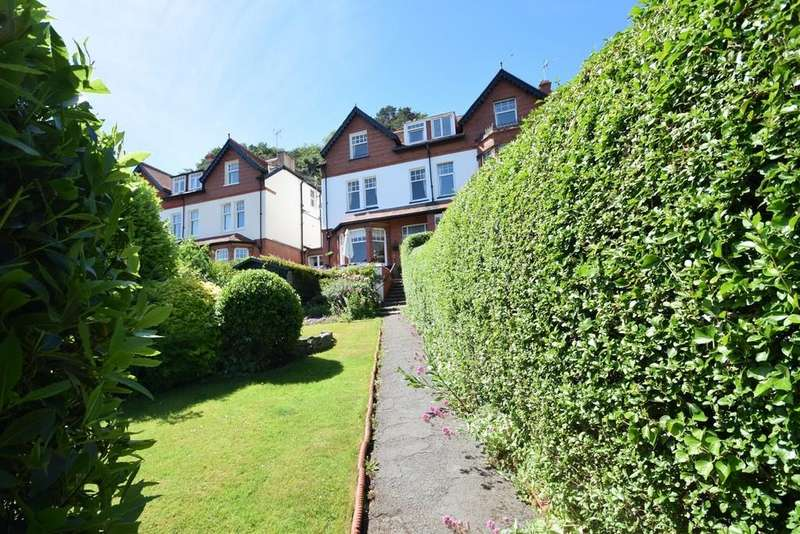 8 Bedrooms Semi Detached House for sale in Church Walks, Llandudno