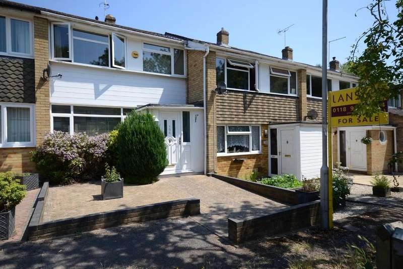3 Bedrooms Terraced House for sale in Hatford Road, Reading