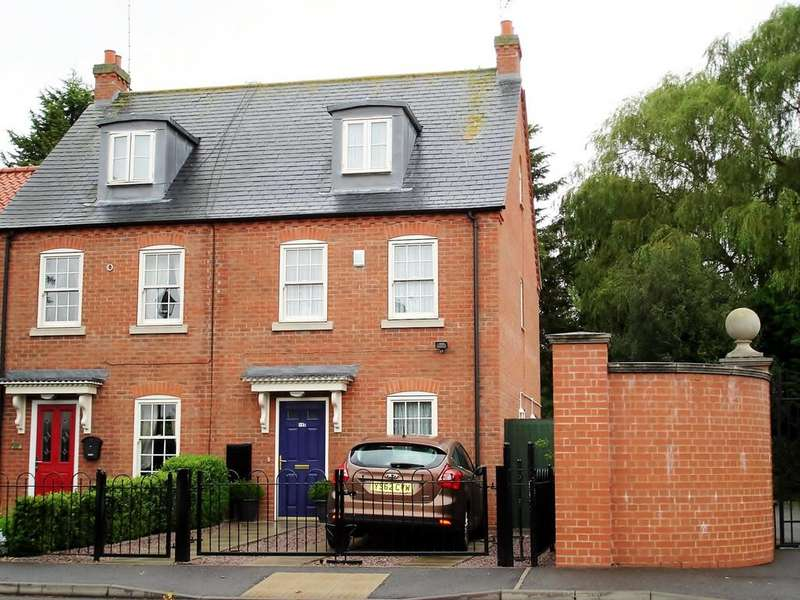 3 Bedrooms Town House for sale in Park Lane, Long Sutton