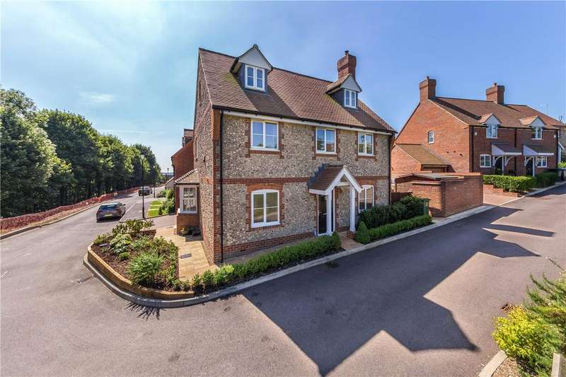 5 Bedrooms Detached House for sale in Humbers Hoe, Markyate, St. Albans, Hertfordshire