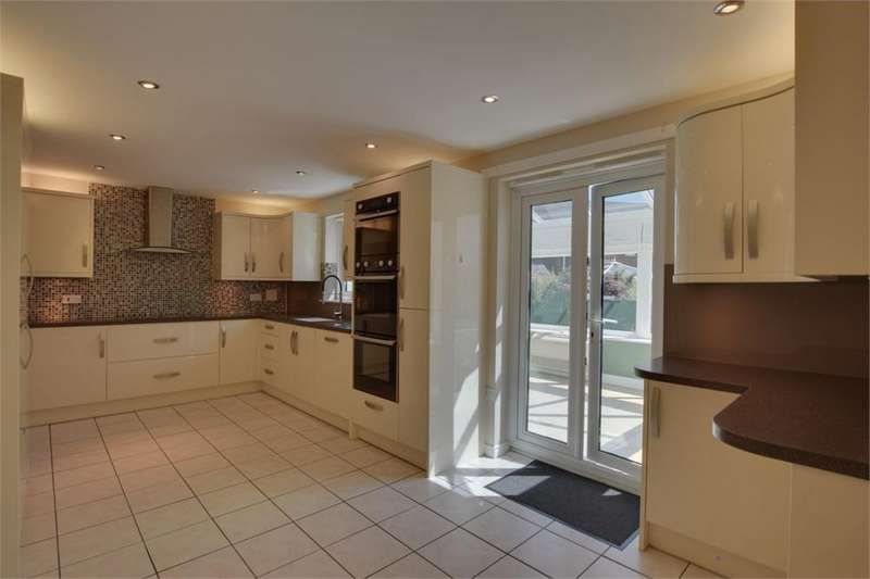 4 Bedrooms Detached House for sale in Bouch Way, Barnard Castle, Durham