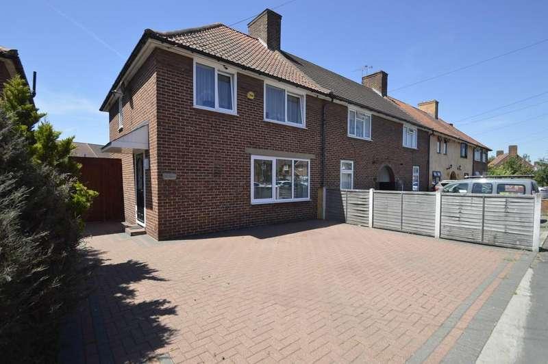 3 Bedrooms End Of Terrace House for sale in Halbutt Street, Dagenham