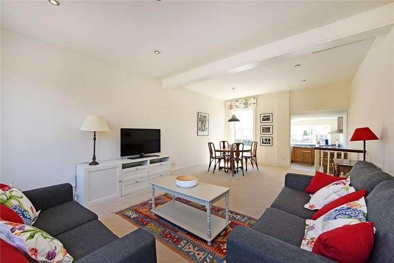 2 Bedrooms House for sale in Cold Harbour, London