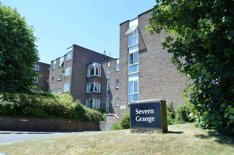 2 Bedrooms Apartment Flat for sale in Ison Hill Road, Bristol