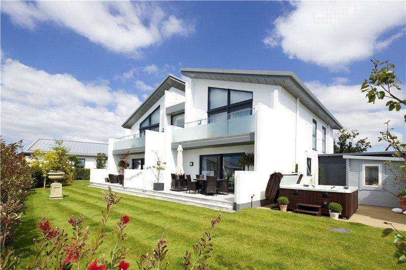 4 Bedrooms Detached House for sale in Portelet Bay, La Rue Voisin, St. Brelade, Jersey, JE3