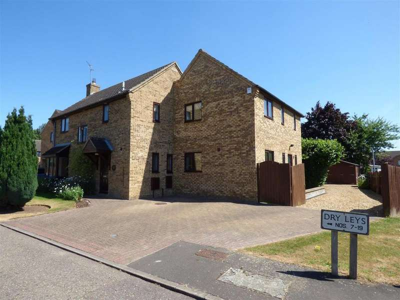5 Bedrooms Detached House for sale in Dry Leys, Peterborough