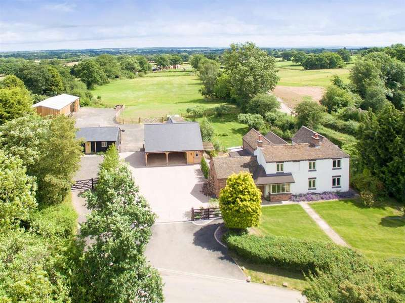 5 Bedrooms Cottage House for sale in Chapel Lane, Ullenhall, Henley-In-Arden