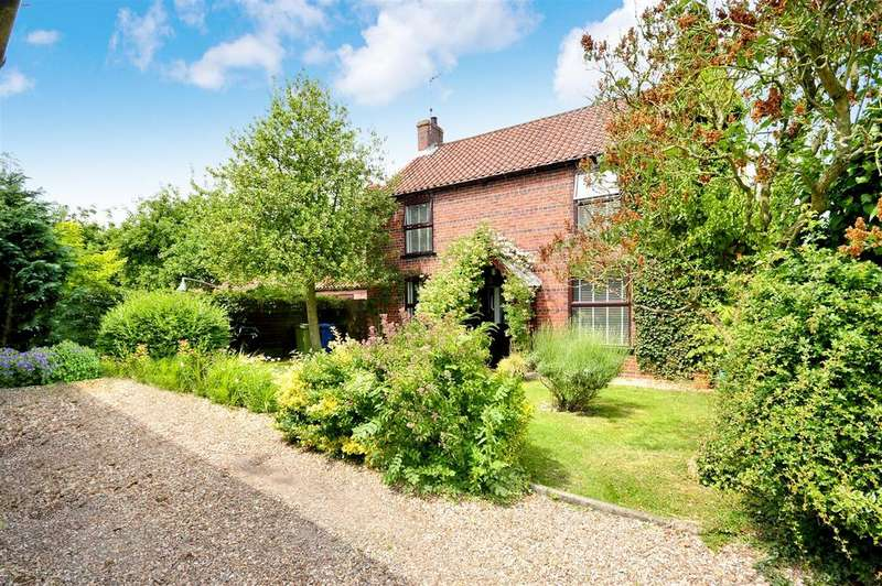 3 Bedrooms House for sale in Church Road, Stow, Lincoln