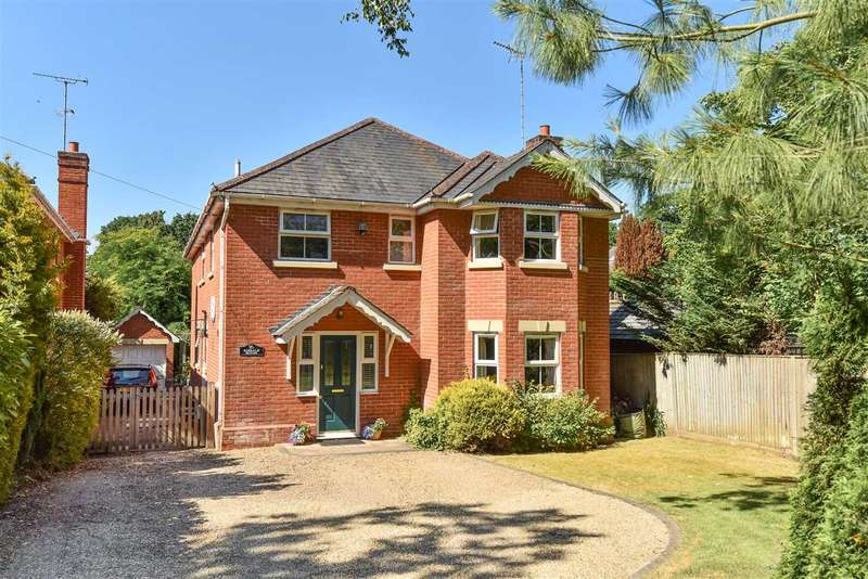 6 Bedrooms Detached House for sale in Kinsale House, Circle Hill Road, Crowthorne