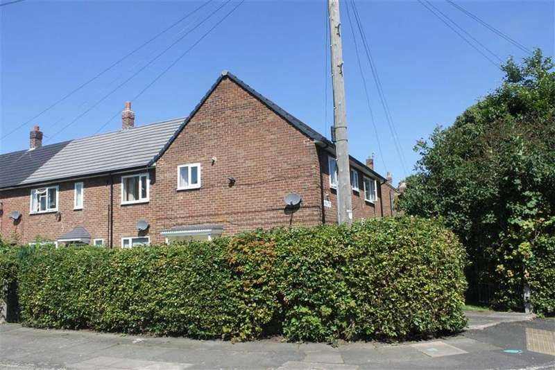 3 Bedrooms Flat for sale in Sealand Road, MANCHESTER, Northern Moor