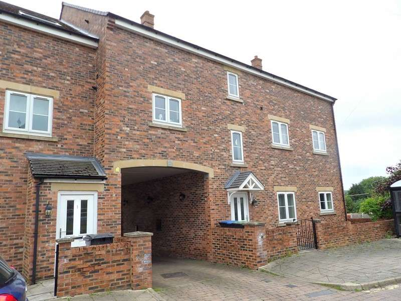 3 Bedrooms Apartment Flat for sale in Low Meadows, Witton Gilbert, Durham, Durham, DH7 6UE