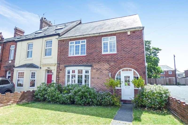 4 Bedrooms Property for sale in Wood Terrace, Jarrow, Jarrow, Tyne and Wear, NE32 5LU