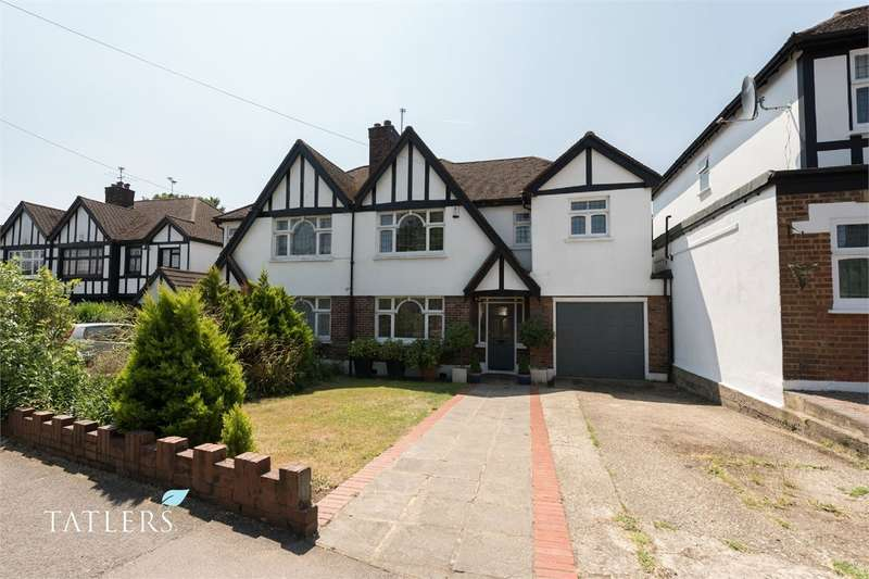 4 Bedrooms Semi Detached House for sale in East End Road, London, London