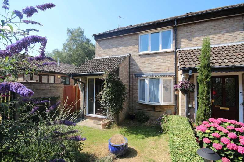 2 Bedrooms Semi Detached House for sale in Juniper, Bracknell