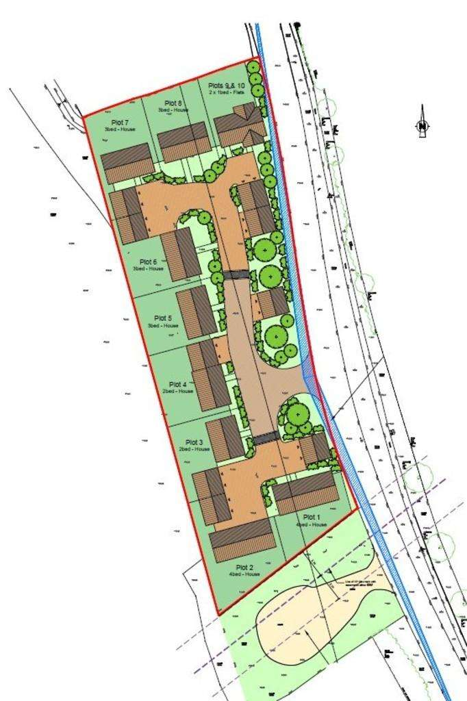 Land Commercial for sale in The Street, Hacheston, Woodbridge, IP13 0DR