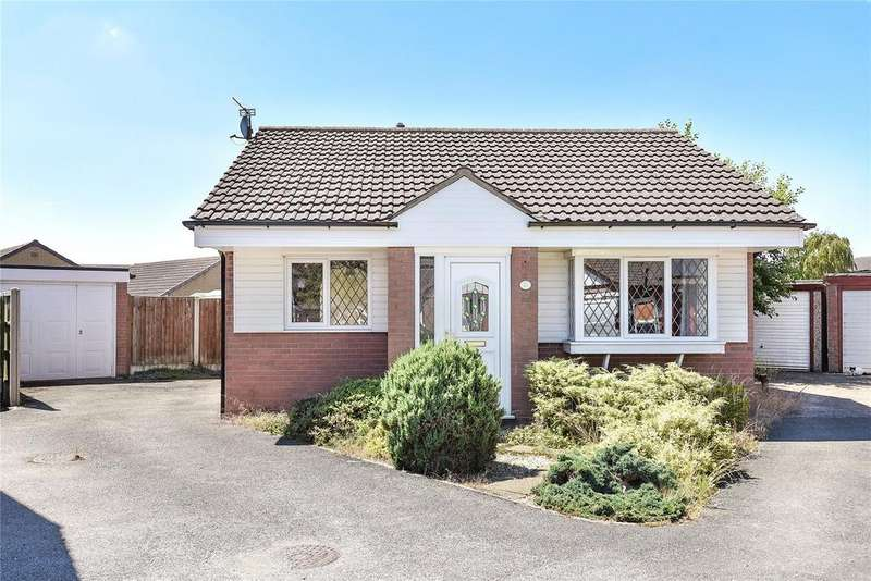 2 Bedrooms Detached Bungalow for sale in Snetterton Close, Lincoln, LN6