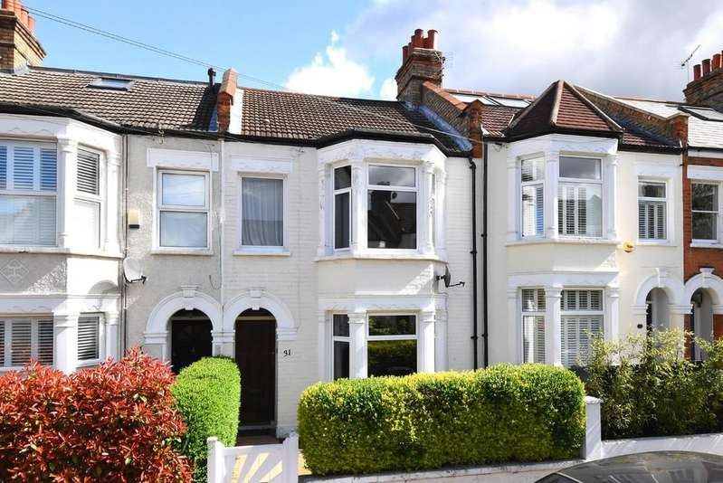 3 Bedrooms Terraced House for sale in Levendale Road, Forest Hill