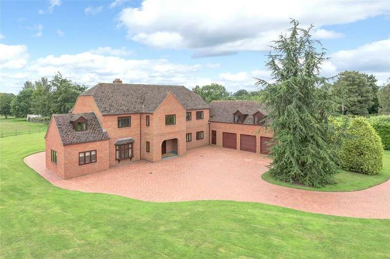 4 Bedrooms Detached House for sale in Litmarsh, Marden, Herefordshire