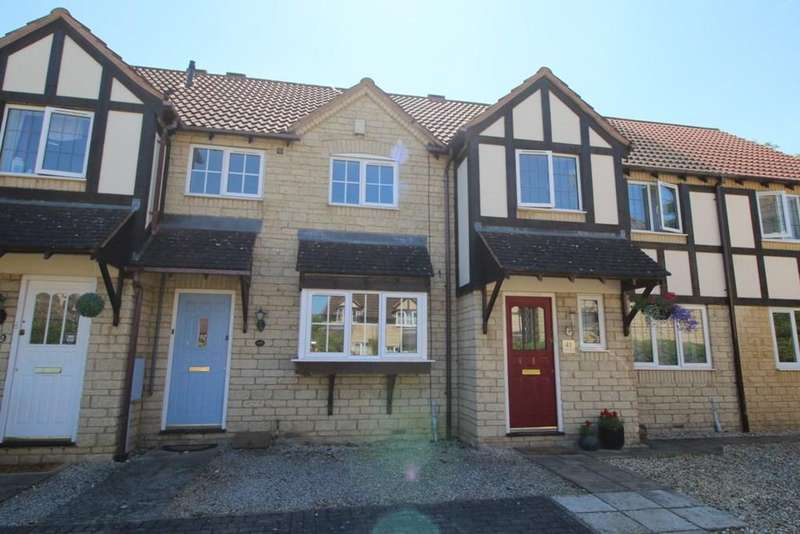 2 Bedrooms Terraced House for sale in Ashlea Meadow, Bishops Cleeve, Cheltenham
