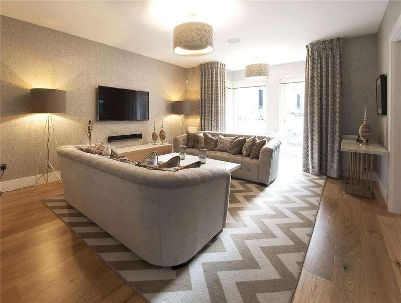 2 Bedrooms Flat for sale in Plot 40 - Park Quadrant Residences, Glasgow, G3
