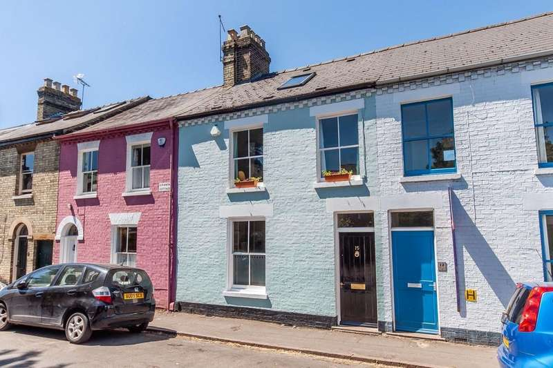 4 Bedrooms Terraced House for sale in Grantchester Street, Cambridge