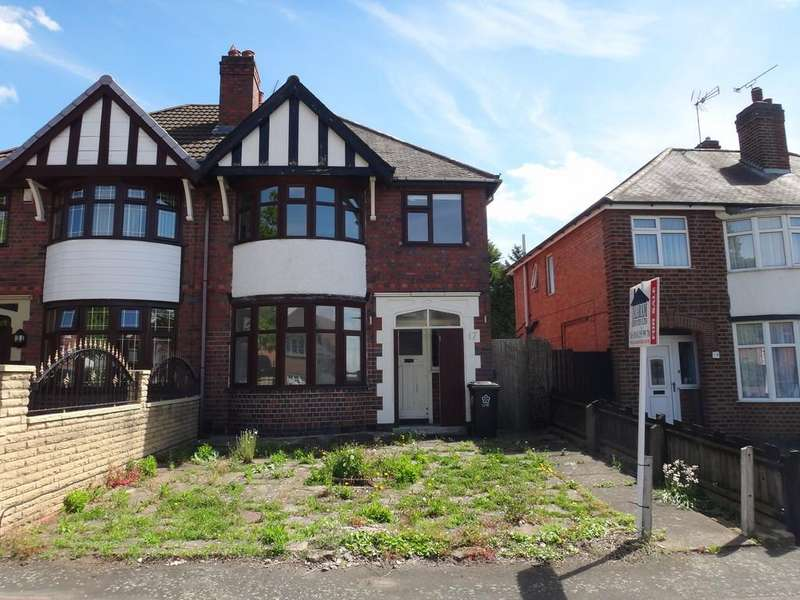 3 Bedrooms Semi Detached House for sale in Thurmaston Lane , Humberstone, Leicester