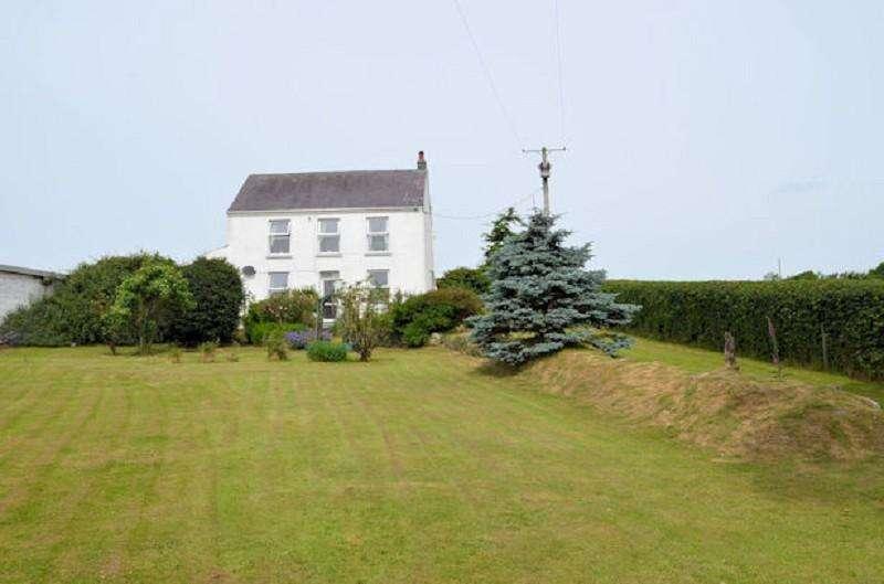 3 Bedrooms Land Commercial for sale in Mansant Fach , Pontyates, Llanelli, Carmarthenshire. SA15 5SR