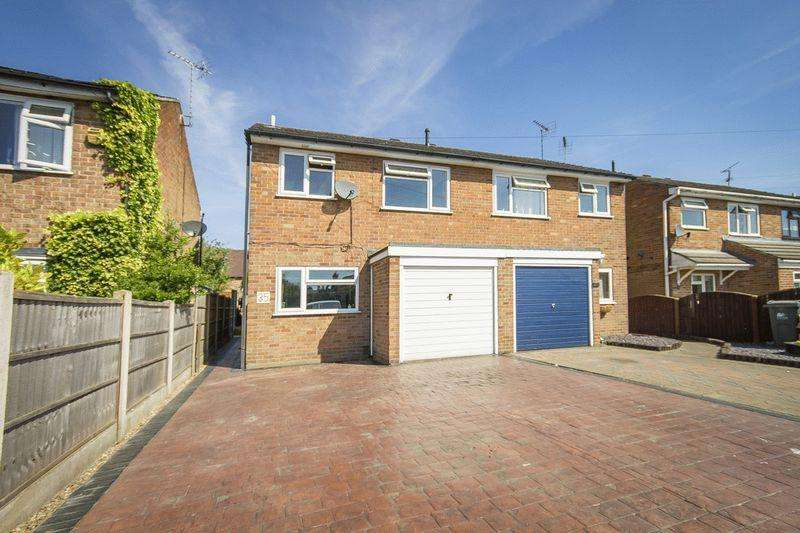 3 Bedrooms Semi Detached House for sale in Church Street, Denby Village, Ripley