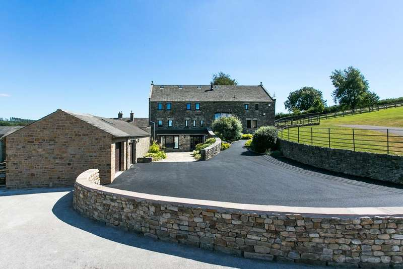 5 Bedrooms Barn Conversion Character Property for sale in High Barn, Hornby, Lancaster LA2 8JP