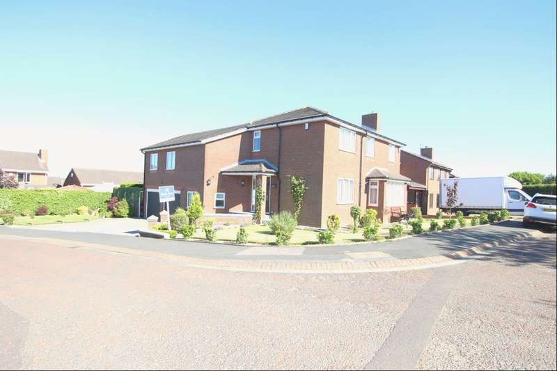 4 Bedrooms Property for sale in Dalton Heights, Dalton-Le-Dale, Seaham, SR7