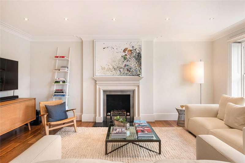 2 Bedrooms Flat for sale in Cadogan Place, London, SW1X