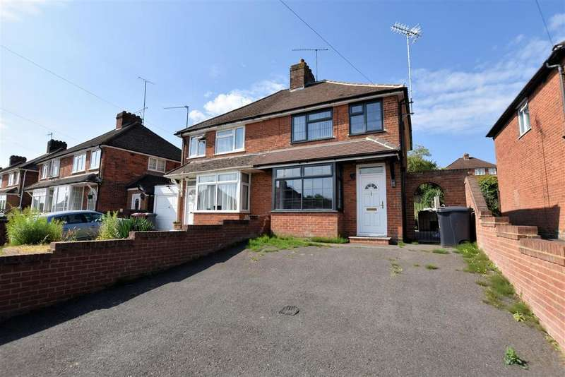 3 Bedrooms Semi Detached House for sale in Grasmere Avenue, Tilehurst, Reading
