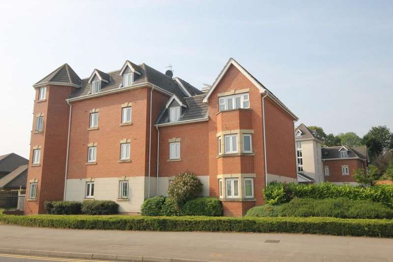 2 Bedrooms Flat for sale in Ashby House, Southfield Road