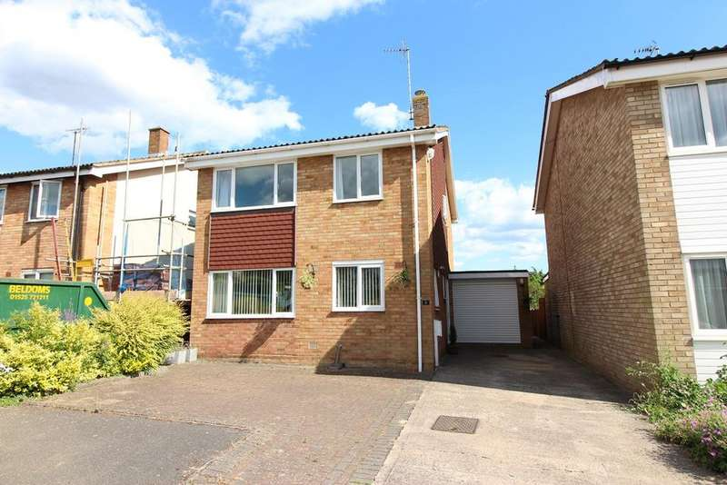 3 Bedrooms Detached House for sale in Dearmans Close, Clophill, MK45
