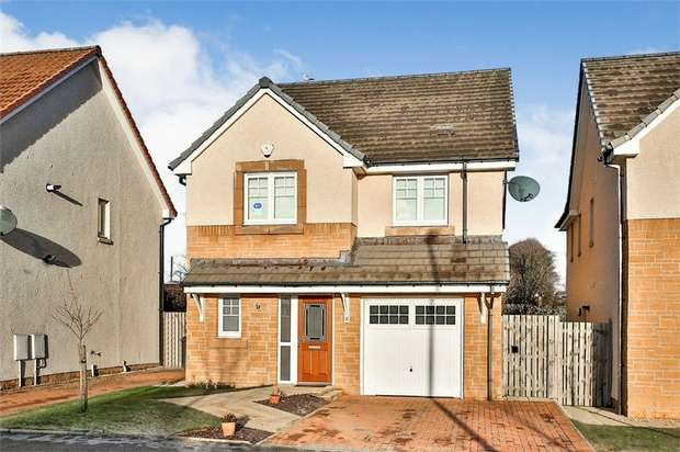 4 Bedrooms Detached House for sale in Burnland Park, Elrick, Westhill, Aberdeenshire