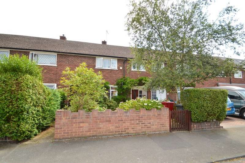 3 Bedrooms Terraced House for sale in Churchill Road, Langley, SL3