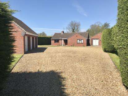 5 Bedrooms Bungalow for sale in Northorpe Road, Donington, Spalding, Lincolnshire