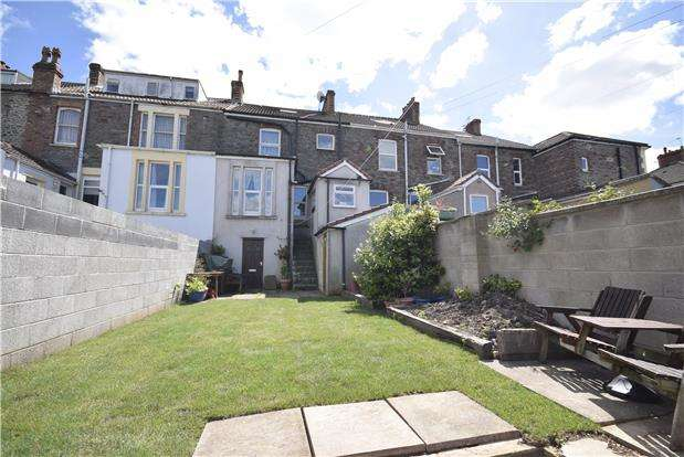 5 Bedrooms Terraced House for sale in High Street, Staple Hill, BRISTOL, BS16 5HB