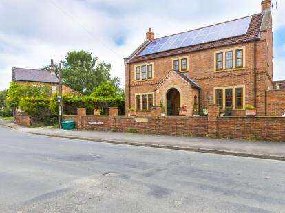 4 Bedrooms House for sale in Garmancarr Lane, Wistow, Selby, North Yorkshire