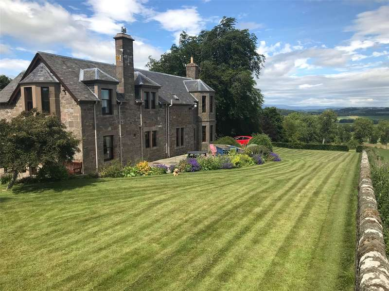 4 Bedrooms Detached House for sale in Dunrobin, Kincaldrum, Forfar, Angus, DD8