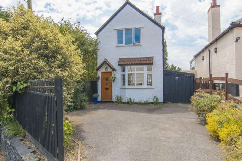 3 Bedrooms Detached House for sale in Bridge Hill, Epping, CM16