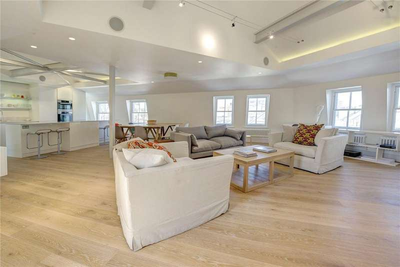 3 Bedrooms Penthouse Flat for sale in Upper St. Martin's Lane, Covent Garden, London, WC2H