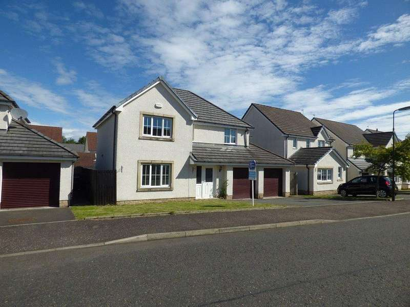 4 Bedrooms Detached House for sale in 33 Meadowpark Crescent, Bathgate, West Lothian, EH48