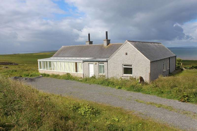 3 Bedrooms Detached House for sale in Schoolbrae, Stronsay, Orkney KW17