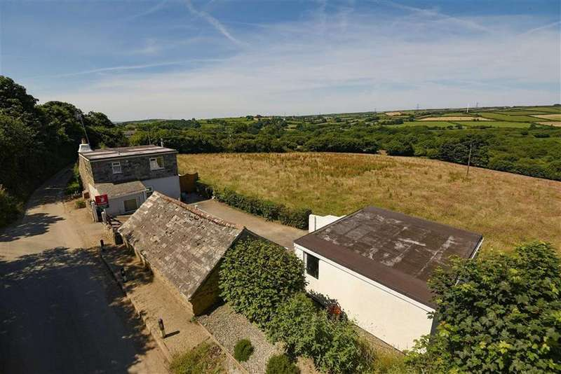 2 Bedrooms Detached House for sale in St Teath, Bodmin, Cornwall, PL30
