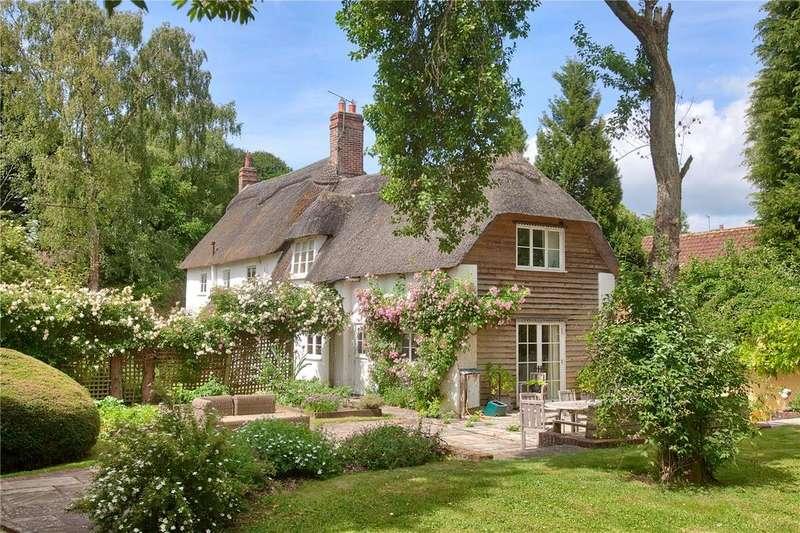 4 Bedrooms Detached House for sale in Farnham, Blandford Forum, Dorset