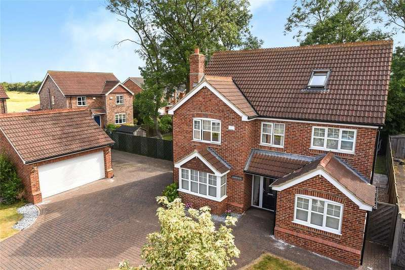 5 Bedrooms Detached House for sale in Worsley Paddock, Ulceby, DN39